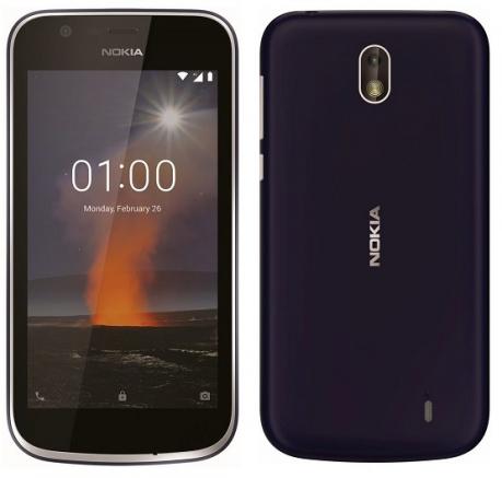 Замена стекла экрана (тачскрина) Nokia 1