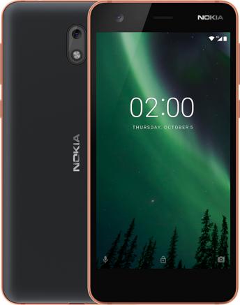 Замена задней крышки Nokia 2
