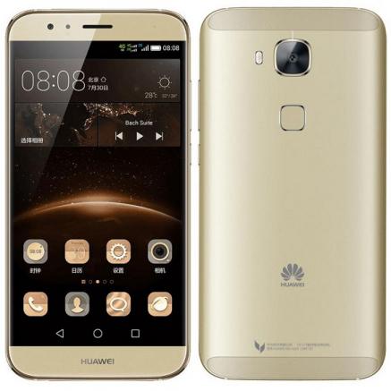Замена микрофона Huawei G8