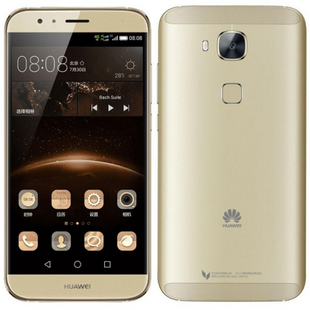 Замена слухового динамика Huawei G8