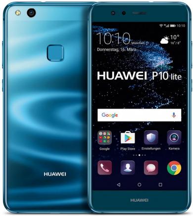 Диагностика Huawei P10 Lite