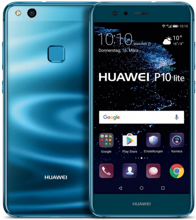 Замена микрофона Huawei P10 lite
