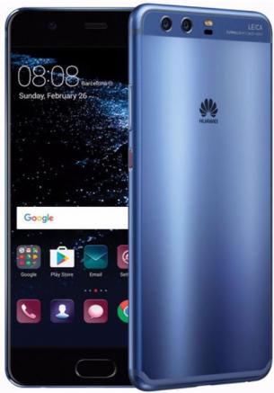 Диагностика Huawei P10 Plus