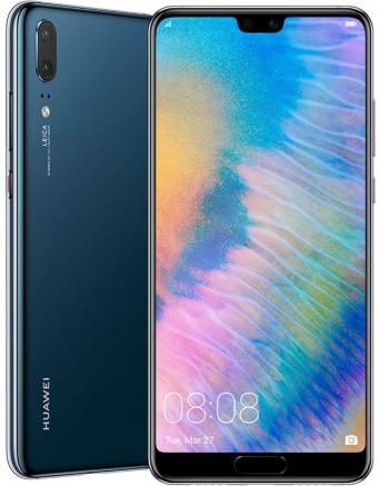 Восстановление после попадания влаги Huawei P20