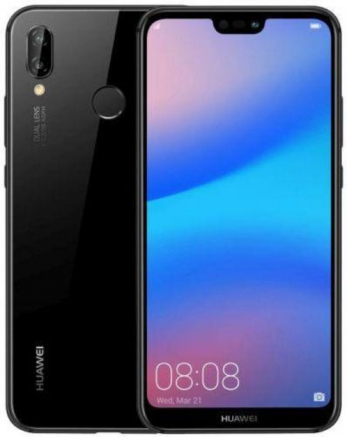Диагностика Huawei P20 Lite