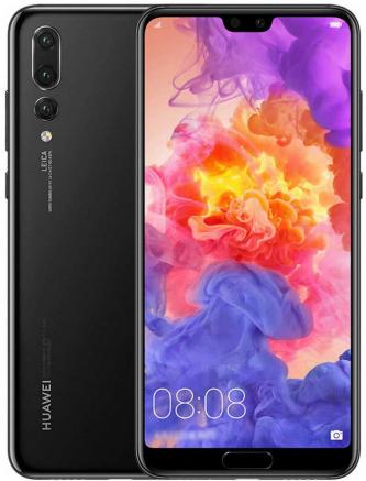 Замена стекла камеры Huawei P20 Pro