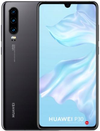 Замена задней крышки Huawei P30