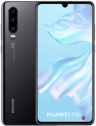 Замена слухового динамика Huawei P30