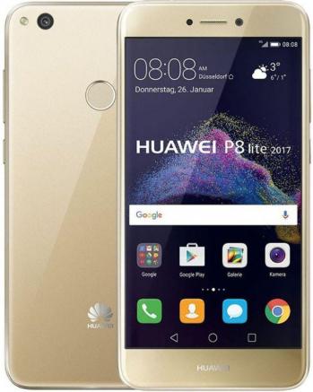 Диагностика Huawei P8 Lite 2017