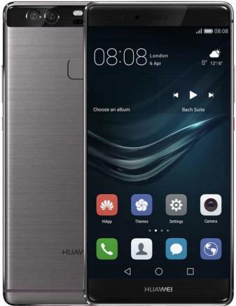 Замена задней крышки Huawei P9