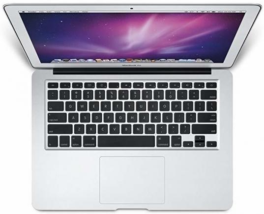 Диагностика MacBook Air (A1370)