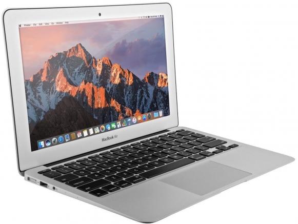 """Чистка MacBook Air 11"""" (A1465) после попадания влаги"""