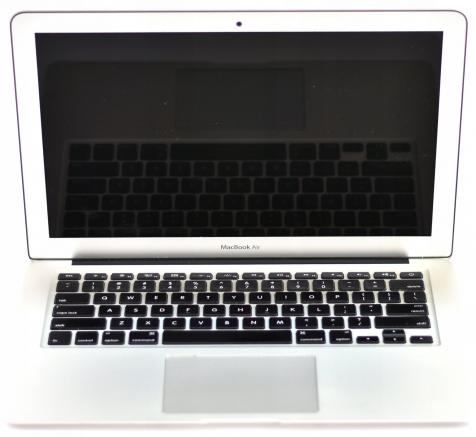 """Чистка MacBook Air 13"""" (A1369) после попадания влаги"""