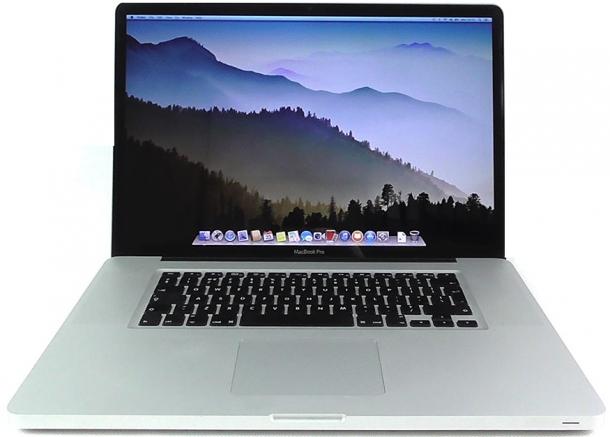 Диагностика MacBook Pro 17' (A1297)