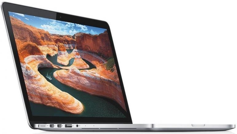 Чистка-профилактика MacBook Pro Retina 13' (A1425)