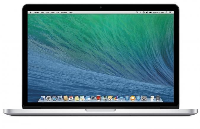 Переустановка/установка ОС MacBook Pro Retina 13' (A1502)