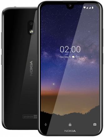 Замена аккумулятора Nokia 2.2