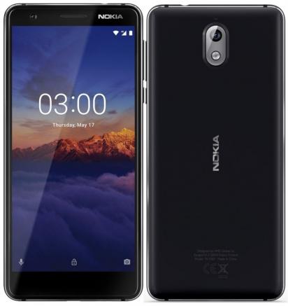 Замена аккумулятора Nokia 3.1