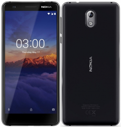 Замена слухового динамика Nokia 3.1