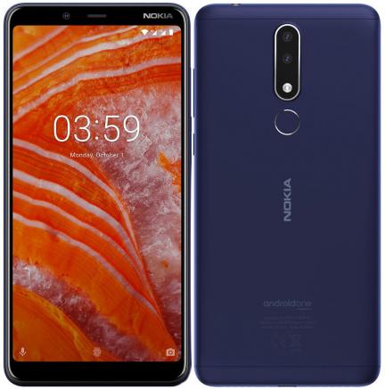 Прошивка Nokia 3.1 Plus