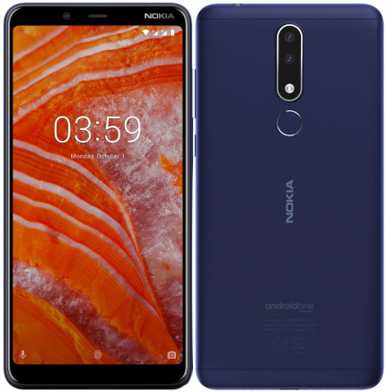 Замена задней крышки Nokia 3.1 Plus