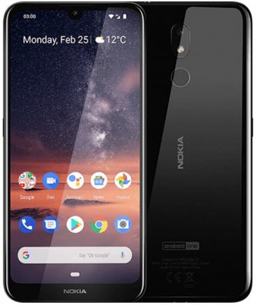 Прошивка Nokia 3.2