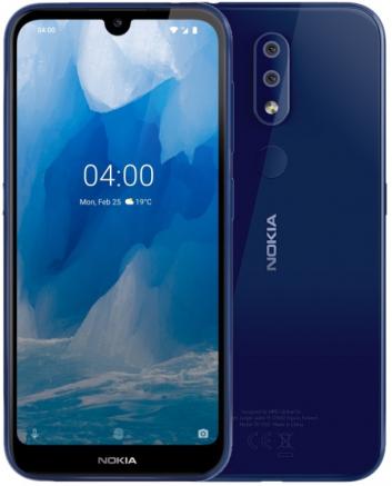 Замена аккумулятора Nokia 4.2