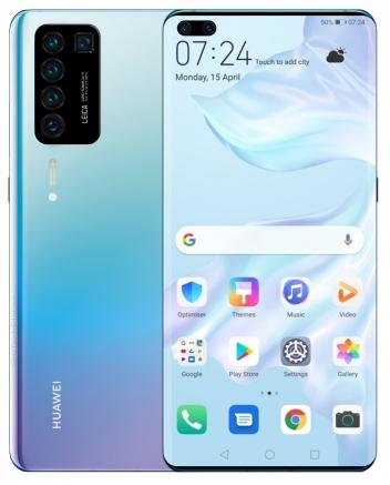 Диагностика Huawei P40 Pro
