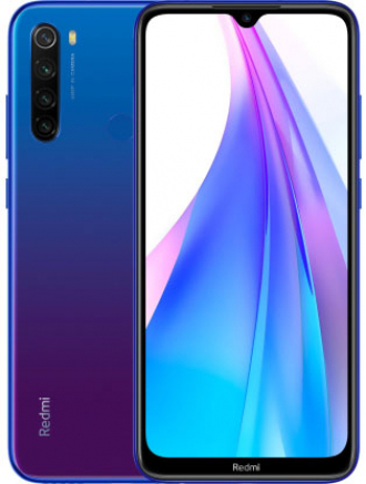 Прошивка Xiaomi Redmi Note 8T