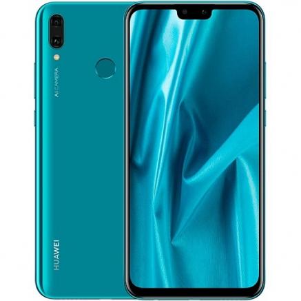 Замена стекла экрана (тачскрина) Huawei Y9 2019