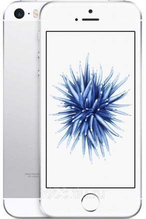Замена сим-лотка iPhone SE