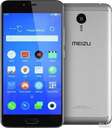 Замена экрана MEIZU M3 Note