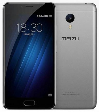 Замена стекла камеры MEIZU M3s