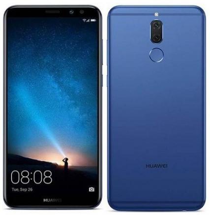 Прошивка Huawei Mate 10 Lite