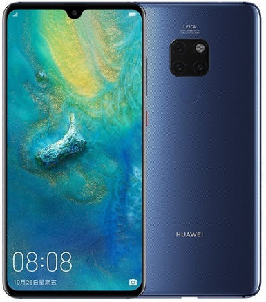 Диагностика Huawei Mate 20