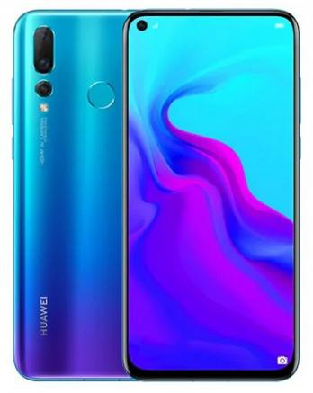 Замена стекла камеры Huawei Nova 4