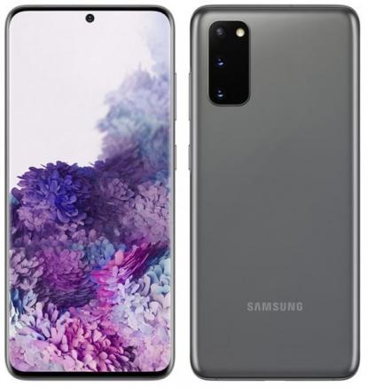 Диагностика Samsung Galaxy S20