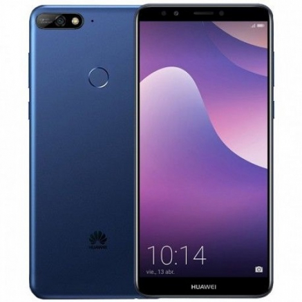 Замена слухового динамика Huawei Y6 2018